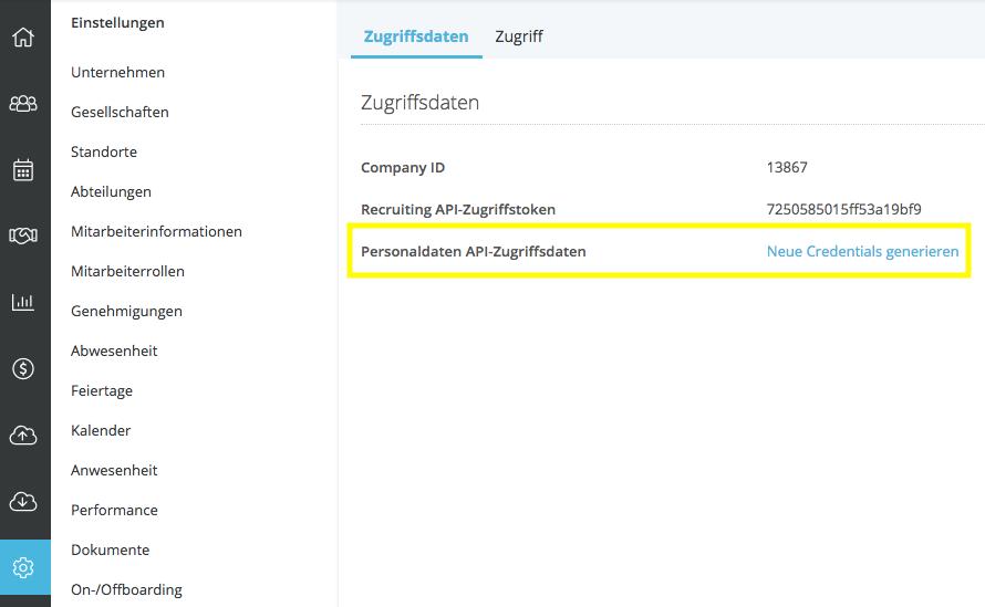 settings-API-credentials-recruiting_de.png